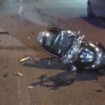 Salernitana: muore in moto durante i festeggiamenti