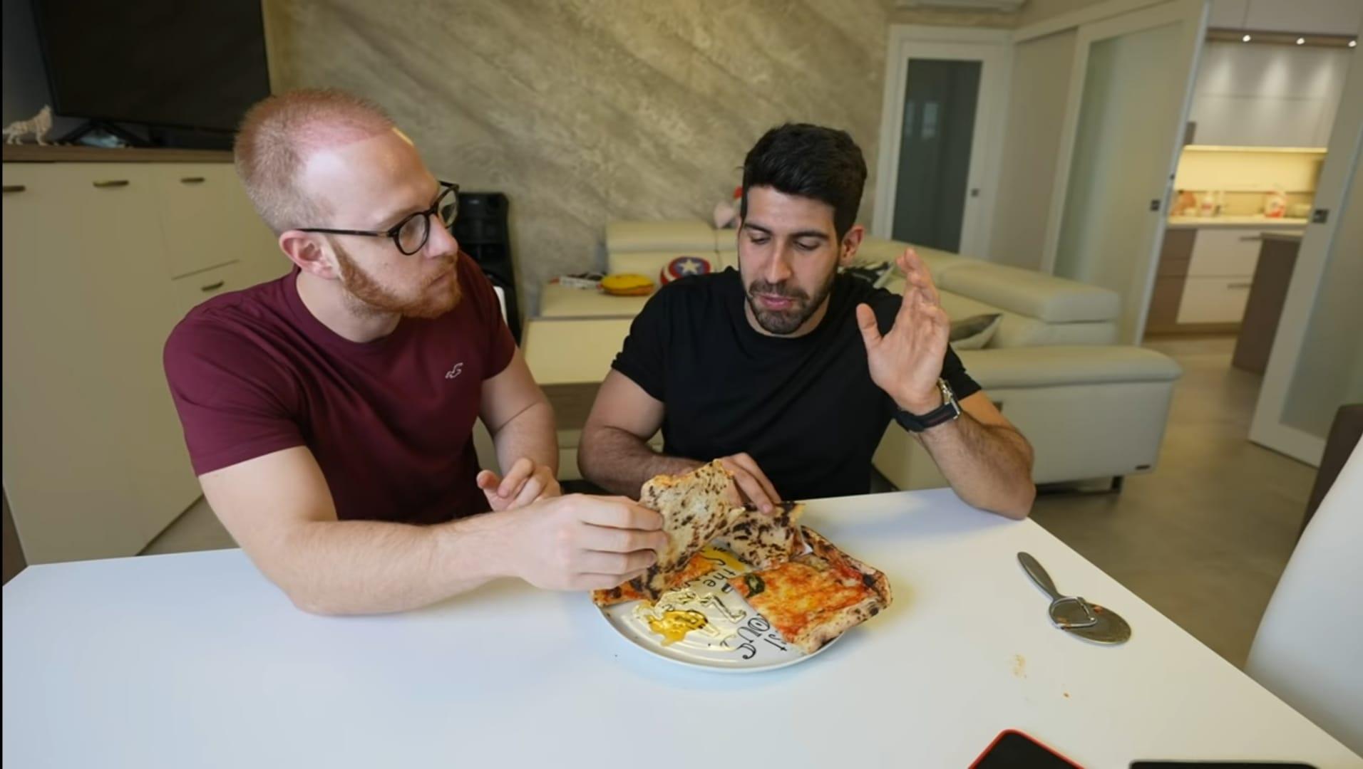 Pizze da Napoli a Milano