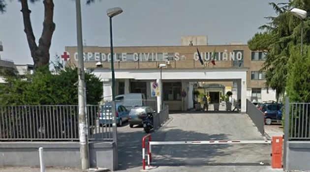 Giugliano, opere d'arte nell'ospedale San Giuliano