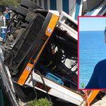 Incidente bus Capri, l'autopsia del corpo esclude un malore per l'autista Emanuele Melillo
