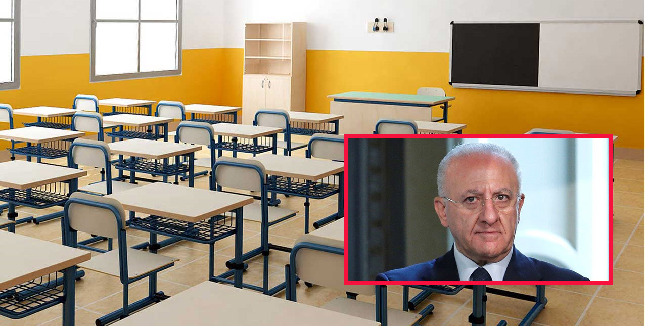scuole aperte in Campania