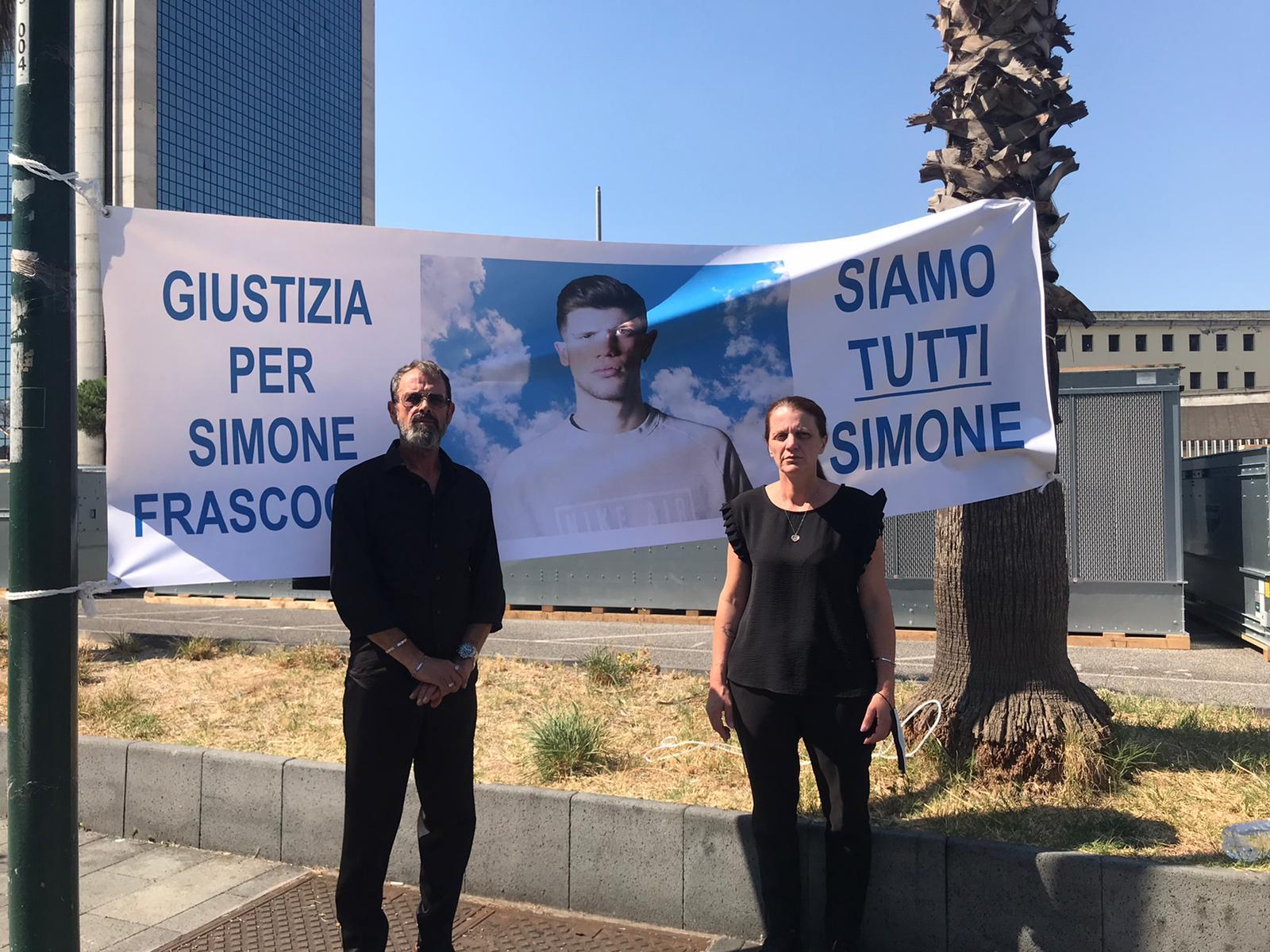 Processo Simone Frascogna