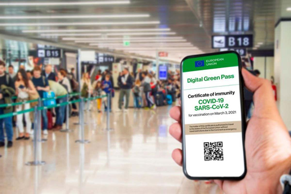 obbligo green pass treni, aerei e navi