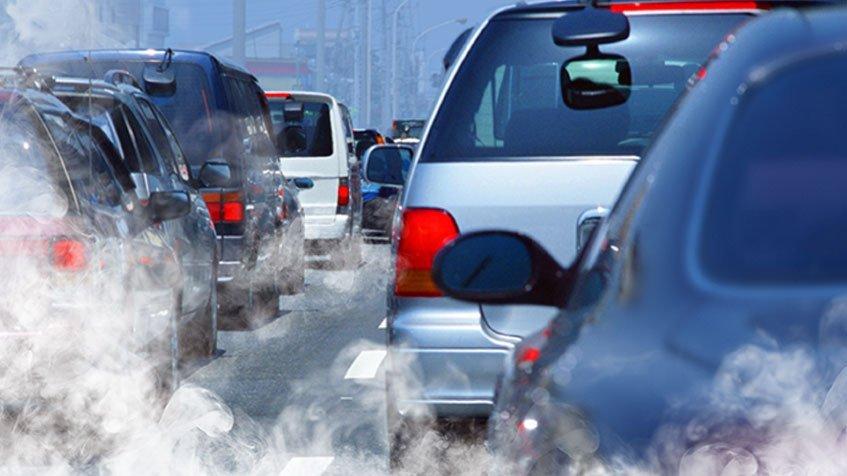 Inquinamento polveri sottili Campania